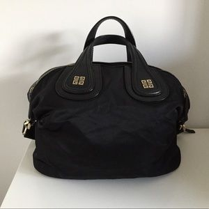 Givenchy Bags - GIVENCHY rare medium Nightingale by